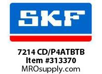 SKF-Bearing 7214 CD/P4ATBTB