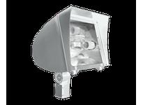 RAB FXL250SFQTW FLEXFLOOD XL 250W HPS QT HPF SLIPFITTER + LAMP WHITE