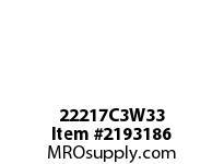 PTI 22217C3W33 SPHERICAL ROLLER BEARING