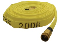 "DIXON NF307Y50GHT 3/4"" X 50 YELLOW MOP-UP HOSE CPLD"