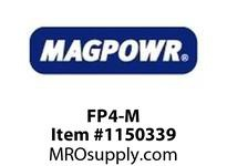 MagPowr FP4-M Medium Coefficient Friction Pad Kit Four Pads