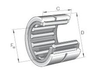 INA NK50/35 Precision needle bearing