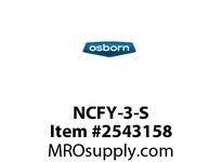 Osborn NCFY-3-S Load Runner