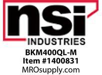 NSI BKM400QL-M 400W MH QUAD W/ CAP/BRACKETS W/LAMP