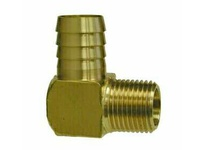 MRO 32038 1/4 X 1/8 HOSE BARB X MIP ELBOW (Package of 5)
