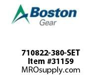 BOSTON 76035 710822-380-SET SET 10X3 OUTER SHOES