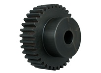 S1256 Degree: 14-1/2 Steel Spur Gear