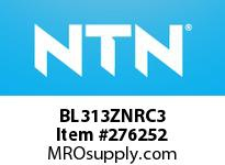 NTN BL313ZNRC3 MEDIUM SIZE BALL BRG(STANDARD)