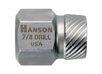 IRWIN 52205 SCREW EXT MULTI SPLINE 1/4 HANSON