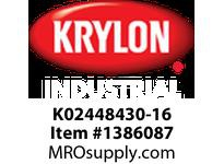 KRY K02448430-16 Industrial WB Epoxy Primer Off White Part A Krylon 1gal. (4)