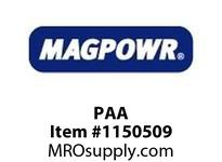 MagPowr PAA Pneumatic Actuator Assembly