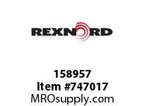 REXNORD 158957 2843 WSHR STL SV 312