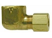 MRO 18267 1/4 X 3/8 COMP X FIP ELBOW