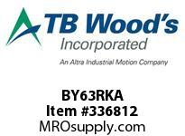 TBWOODS BY63RKA BY REPAIR KIT DOUBLE CL A