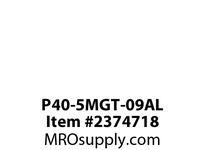 P40-5MGT-09AL Gates 7845-0940