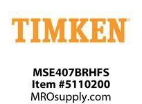 TIMKEN MSE407BRHFS Split CRB Housed Unit Assembly