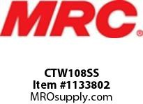 MRC CTW108SS PILLOW BLOCK WASH DOWN