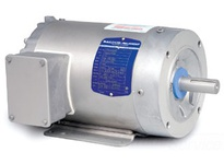 CSWDM3546T 1HP, 1740RPM, 3PH, 60HZ, 143TC, 3518M, TENV, F1
