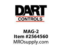 Dart MAG-2 1 pulse per revolution - magnet only PU Series