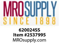 MRO 620024SS 1-1/16-2 ALL 316 SS CLAMP