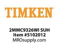 TIMKEN 2MMC9326WI SUH Ball P4S Super Precision