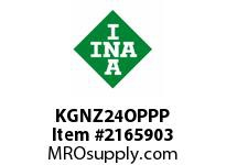 INA KGNZ24OPPP Linear aligning bearing unit