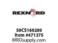 50CS 1/2-NOX5/8-NO - 50CS160200