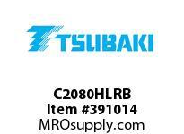 US Tsubaki C2080HLRB C2080H C-LAMBDA CHAIN 10