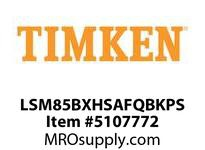 TIMKEN LSM85BXHSAFQBKPS Split CRB Housed Unit Assembly