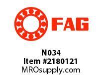 FAG N034 PILLOW BLOCK ACCESSORIES