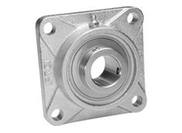 IPTCI Bearing CUCNPF208-24 BORE DIAMETER: 1 1/2 INCH HOUSING: 4-BOLT FLANGE HOUSING MATERIAL: NICKEL PLATED