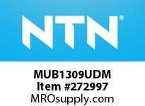NTN MUB1309UDM CYLINDRICAL ROLLER BRG