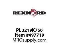 PL3219K750 HOUSING PL3-219K75-0 5860031