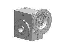 HubCity 0270-09833 SSW325 100/1 B WR 56C 1.188 SS Worm Gear Drive