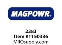 MagPowr 2383 HC2 1/4-in. Shaft