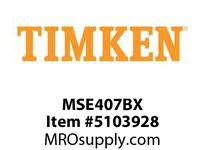TIMKEN MSE407BX Split CRB Housed Unit Component