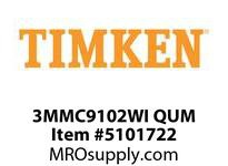 TIMKEN 3MMC9102WI QUM Ball P4S Super Precision