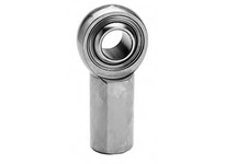 FKB SJF12T 3-PIECE PRECISION-STAINLESS STEEL WEAR RESISTANT FEMALE ROD END RIGHT-HAND WITH TEFLON LINER