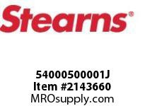 STEARNS 54000500001J 5 CB CLUTCH ASSY 8021002