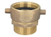 DIXON SM150F 1 1/2 F NST SWVL X 1 1/2 M NPT