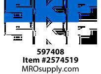 SKFSEAL 597408 LARGE DIAMETER SEAL