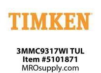TIMKEN 3MMC9317WI TUL Ball P4S Super Precision