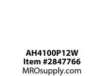 CPR-WDK AH4100P12W Plug Pin&Sleeve 100A 125-250V 3P4W WT OR