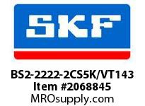 SKF-Bearing BS2-2222-2CS5K/VT143