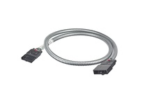 HBL_WDK CEXT111MFL20 EXT CABLE 1/1/1 M/F 20FT 12/12/12 AWG
