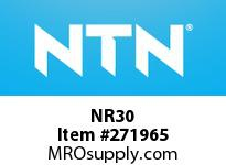 NTN NR30 BRG PARTS(OTHERS)