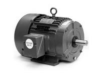 Leeson LM32893 75Hp 1800Rpm 365T Tefc 230/460V 3Ph 60Hz Cont 40C Rigid Severe Duty