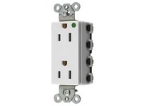 HBL_WDK SNAP2172WNA SNAP2CONNECT2 DECO HG 15A/125V US WH