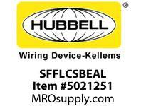 HBL_WDK SFFLCSBEAL FIBER SNAP-FITFLSHLC DUPLXBEZIRCAL