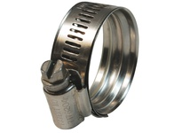 """DIXON WSS16 Wave Seal Clamp 300SS Band  410SS Screw 13/16"""" to 1-19/64"""""""